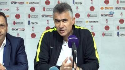 Mehmet Altıparmak: 'Kazanmak adına her şeyi yaptık'