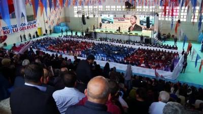 Başbakan Yıldırım: 'Bölgemizi, sınırlarımızı terörden temizledik' - İZMİR