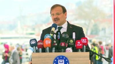 Başbakan Yardımcısı Çavuşoğlu: 'AK Parti, siyasetinin merkezine milletini koymuştur' - BURSA
