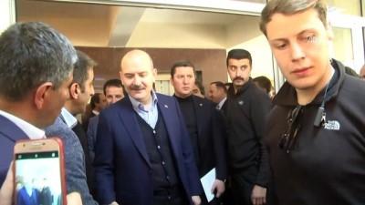 İçişleri Bakanı Soylu: 'Savaşmak istediği ülkenin başına bir terör örgütü musallat ediyorlar' - HAKKARİ