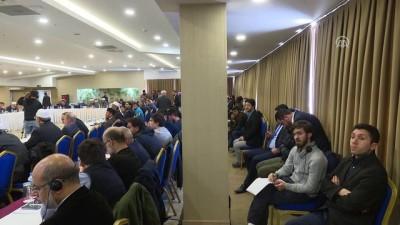 Kudüs ve Filistin için Türkiye Alimler Buluşması - İSTANBUL