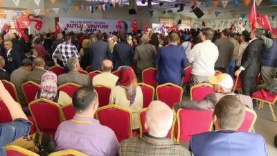 Başbakan Yıldırım: 'Umudun, sevginin, geleceğin teminatı AK Parti'dir' - İZMİR
