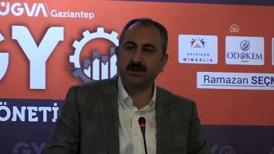 Bakan Gül: ''Türkiye'de yerli kalabilmek en anlamlı misyondur'' - GAZİANTEP