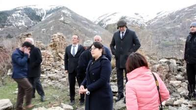 İmera Manastırı 668 yıldır ayakta - GÜMÜŞHANE