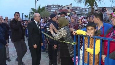 Başbakan Yıldırım'dan ev ve okul inşaatı ziyareti - İZMİR