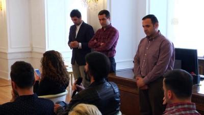 FETÖ mensuplarının Kosova'dan sınır dışı edilmesi - PRİŞTİNE