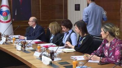 Bakan Tüfenkci: ''AB artık Türkiye'yi nerede görmek istediği konusunda karar vermeli' - ANKARA