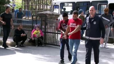 KKTC açıklarında 13 göçmen yakalandı - LEFKOŞA