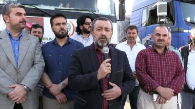 Antalya'dan Doğu Gutalı ailelere insani yardım malzemesi - ANTALYA