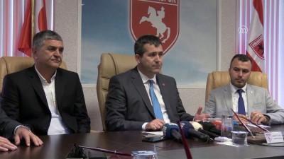 'Samsunspor ligde kurtuluş mücadelesi veriyor' - SAMSUN