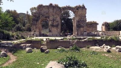Anavarza Için Hedef Unesco Kalıcı Miras Listesi Adana