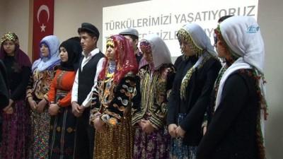 Anadolu ezgilerini sahnede hayat buluyor