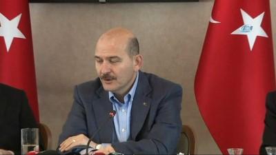 İçişleri Bakanı Soylu: 'Partimizde tüm bakan arkadaşların aday olması konusunda bir kararı oluştu'