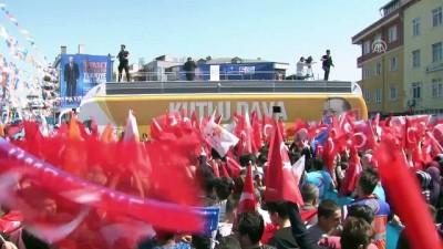Başbakan Yıldırım: '6 Mayıs'ta seçimle ilgili manifestomuzu da Sayın Genel Başkanımız, Cumhurbaşkanımız ülkeye, bütün milletimize duyuracak' - İSTANBUL