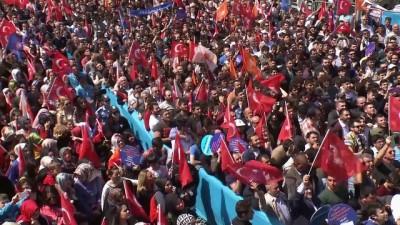 Başbakan Yıldırım: 'Eğer parti lideri isen, milletin senden beklediği aday olmaktır. Aday aramak değildir' - İSTANBUL