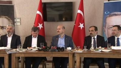 """İçişleri Bakanı Soylu: """"1 Mayıs'ı herkes istediği şekilde kutlayacak; ancak bir tek şey PKK, terör örgütleri eğer işin içinde olurlarsa biz işin rengini değiştiririz"""""""