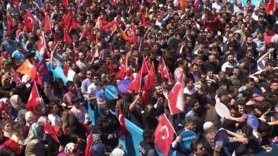 Başbakan Yıldırım: 'Geçen sürede 12 seçim geçirmişiz. 12 seçim sonunda milletimiz her seferinde bize olan desteğini arttırmış' - İSTANBUL