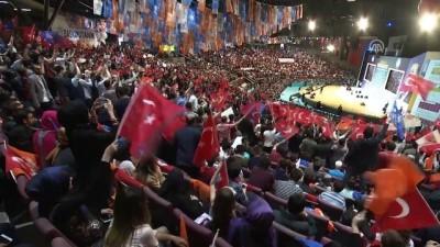 Cumhurbaşkanı Erdoğan: 'Ey 15 milletvekili ya siz iradenizi nasıl oluyor da bu kadar ucuza satıyorsunuz' - İSTANBUL