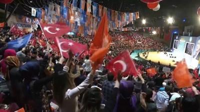 AK Parti İstanbul Gençlik Kolları 5. Olağan İl Kongresi - İSTANBUL
