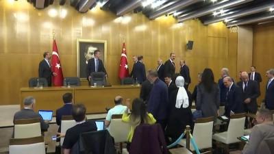 Cumhurbaşkanı Erdoğan: 'Arzumuz, isteğimiz İmam Buhari adına orada bir enstitü kurmayı hedefliyoruz' - İSTANBUL