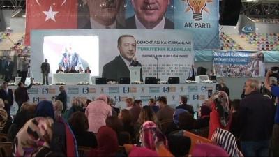 Bakan Soylu: 'Bu seçimde rakibimiz CHP değildir'