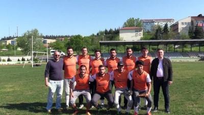 Türkiye'nin beyzbolda ilk hedefi Avrupa'da başarı - EDİRNE