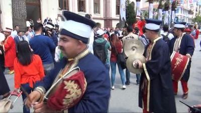 478. Mesir Macunu Festivali kortej yürüyüşüyle başladı
