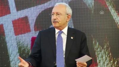 """Kılıçdaroğlu: """"Asıl üzerinde durulması gereken bakanlıkların dokunulmazlığıdır"""" - MUĞLA"""