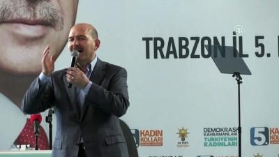 Soylu: '24 Haziran'a kadar adım adım çalışacağız' - TRABZON