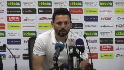 Evkur Yeni Malatyaspor-Teleset Mobilya Akhisarspor maçının ardından - MALATYA