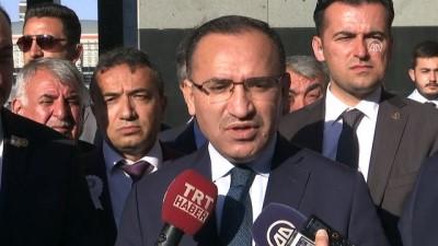 Bozdağ: 'CHP de diğer partiler de bu çatının altında kaldılar' - İSTANBUL