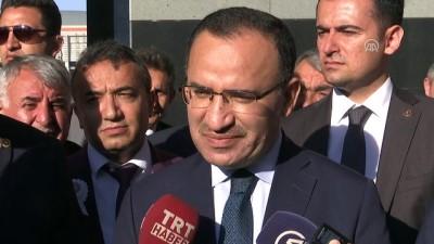 Bozdağ: '(CHP Genel Başkanı Kılıçdaroğlu) Kendi adaylıktan kaçınıyor, aday olmaktan korkuyor' - İSTANBUL
