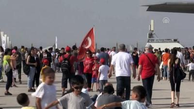Eurasia Airshow, Türk Yıldızları'nın gösterisiyle sona erdi - ANTALYA