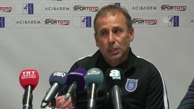 Osmanlıspor-Medipol Başakşehir maçının ardından - Abdullah Avcı - ANKARA