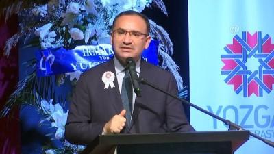 Bozdağ: 'Her gittiği yere kültür, medeniyet, tarih, adalet ve merhamet götüren bir milletin evlatlarıyız' - İSTANBUL