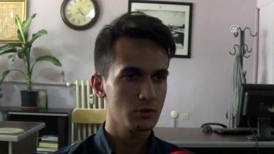 Liseli genç AK Parti'den 'aday adaylığı' başvurusu yaptı - KONYA