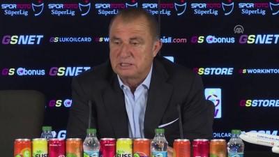 Fatih Terim: '(Gomis) Bir daha penaltı olursa yine ona attıracağım' - İSTANBUL