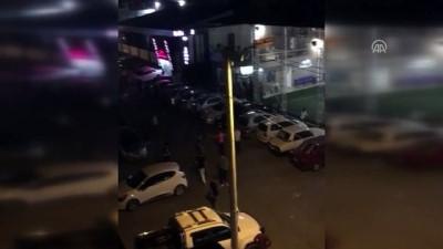 Galatasaray-Beşiktaş maçı sonrası kavga: 1 yaralı - ADANA