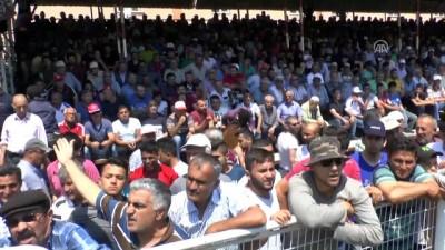 Kumluca'da başpehlivan Ali Gürbüz oldu - ANTALYA