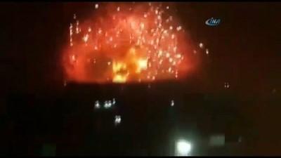 - Suriye'de Devrim Muhafızlarının Bulunduğu Tugaya Saldırı: 38 Ölü, 57 Yaralı