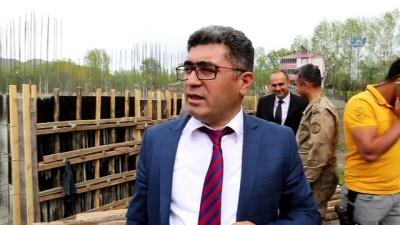 """Kaymakam Çetin: """"Varto artık terörle değil, hizmetle anılıyor"""""""