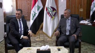 'Irak'ın öncelikleri Türkiye'nin öncelikleridir' - MEYSAN
