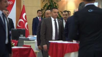 """MHP Lideri Bahçeli: """"Keşke kardeşlik sözlerini arasına katarak açıklamasını yapmış olsaydı daha anlamlı olurdu"""""""