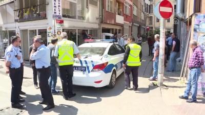 Kadıköy'de trafik kazası: 2 yaralı - İSTANBUL