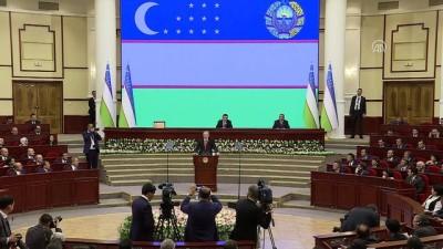 Cumhurbaşkanı Erdoğan, Özbekistan Parlamentosuna hitap etti - TAŞKENT