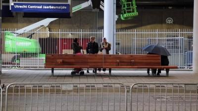 Hollanda'da otobüs şoförleri grevde - UTRECHT
