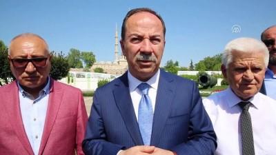Edirneli ciğercilerin hedefi Guinness - Edirne Belediye Başkanı Gürkan