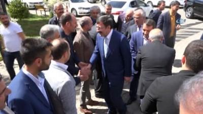 """AK Partili Yılmaz; """"Ana muhalefet partisinin genel başkanı aday olmaya cesaret edemiyor"""""""