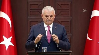 Başbakan Yıldırım: '(Emeklilere) Ramazan ve kurban bayramları öncesi biner lira ikramiye vereceğiz' - ANKARA