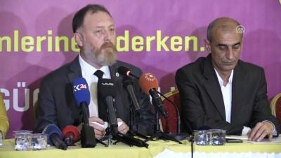 HDP Eş Genel Başkanı Temelli: '4 Mayıs'ta adayımızı açıklayacağız' - DİYARBAKIR